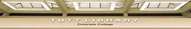 Colorado College Tutt Library